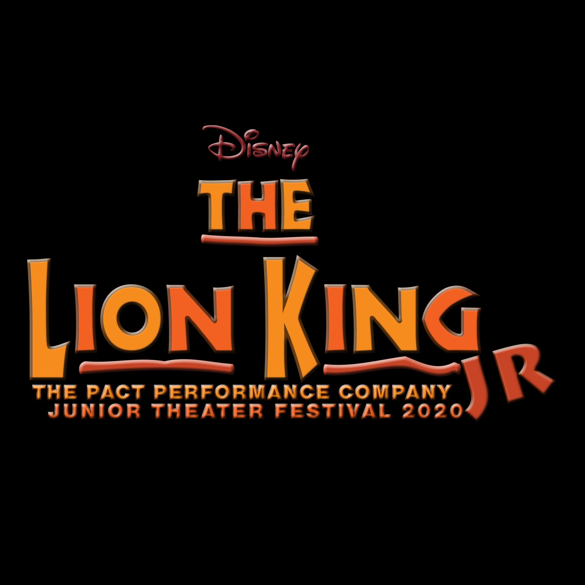The Lion King Jr A Staged Reading The Pact Theatre Company